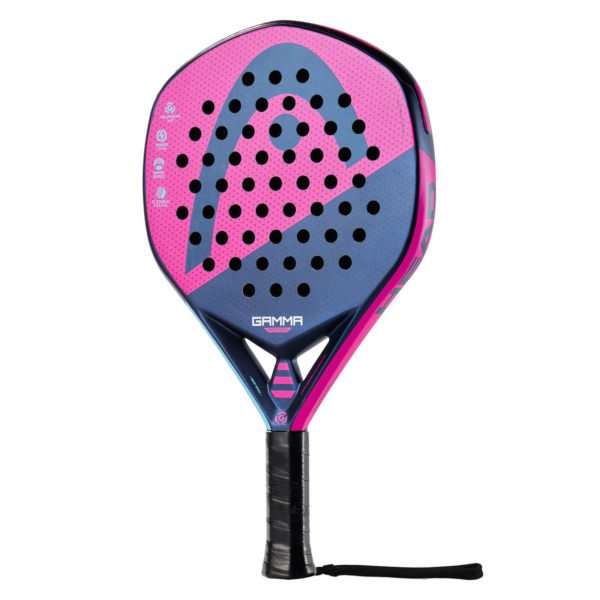 GRAPHENE 360 GAMMA MOTION marca HEAD para padel